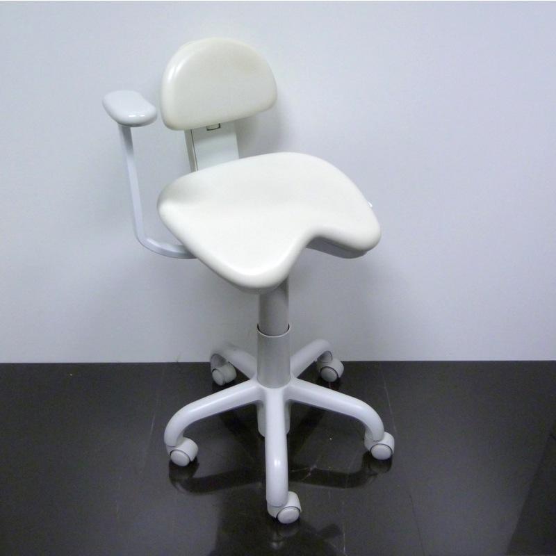kavo 5005 rollhocker arztstuhl mit lehne beige ebay. Black Bedroom Furniture Sets. Home Design Ideas